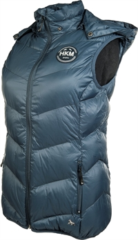HKM London vest navy